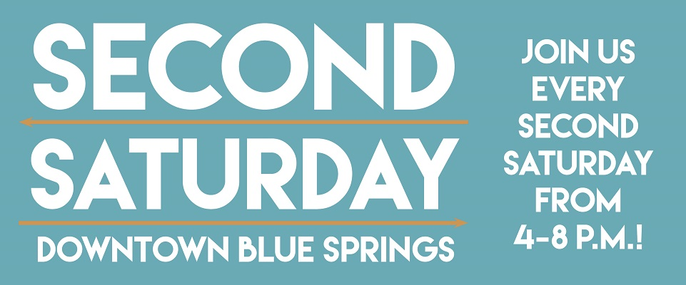 Website Banner - Second Saturdays