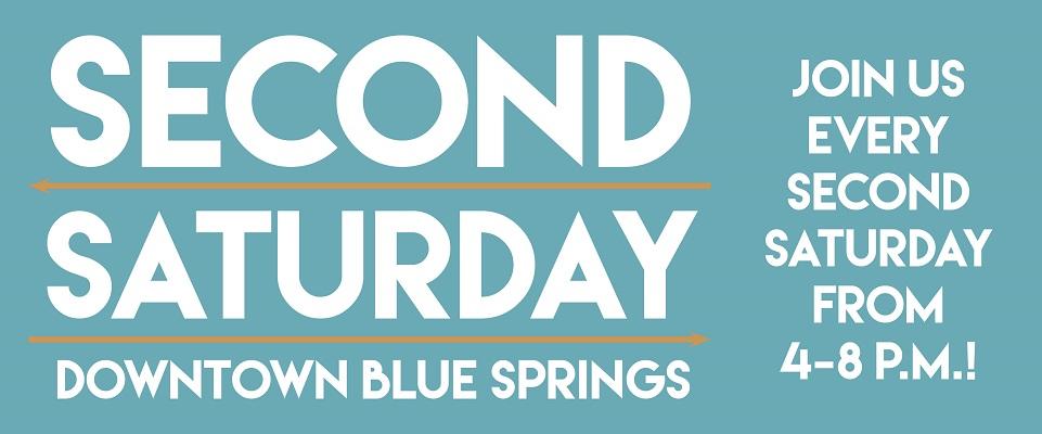 Website Banner - Second Saturdays