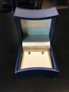 Kennedy Jewelers Diamond Earrings